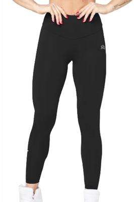 ROUGH RADICAL Damen lange Sportleggings Fitnesshose Laufhose SHADOW