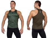 ROUGH RADICAL Herren Tanktop Fitness Achselshirt CREED